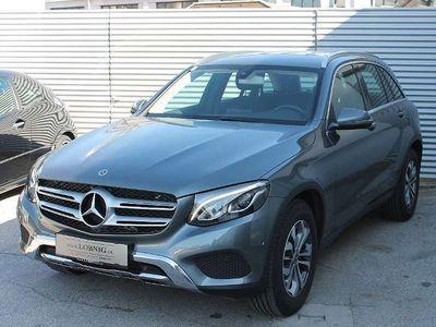gebraucht Mercedes 220 GLC-Klasse GLC4MATIC Aut. LED NAVI AHV SUV / Geländewagen