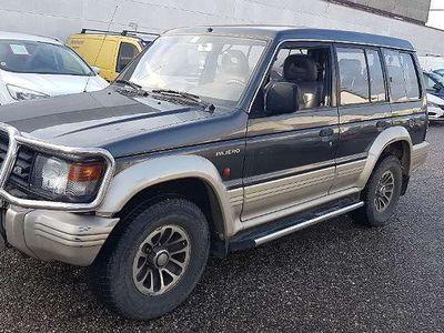 brugt Mitsubishi Pajero Wagon 3,0 GLS SUV / Geländewagen,
