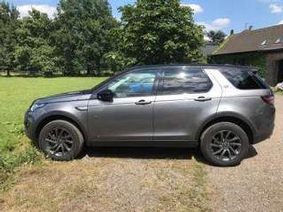 gebraucht Land Rover Discovery Sport 2.2 TD4 SE Automatik SUV / Geländewagen,