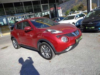 gebraucht Nissan Juke 1,2 DIG-T Tekna SUV / Geländewagen,