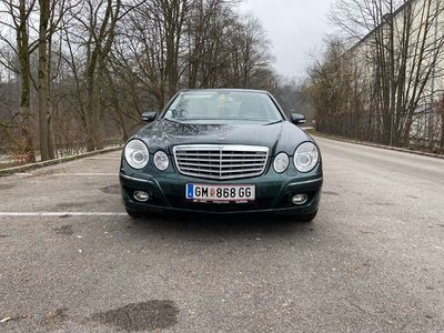 gebraucht Mercedes E320 cdi 4Matic-Airmatic Limousine