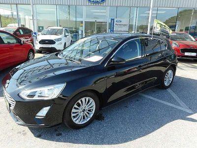 gebraucht Ford Focus 1,5 EcoBlue Titanium Business Aut. Limousine