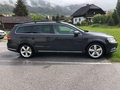 gebraucht VW Passat 2.0TDI BMT 4Motion Highline Kombi / Family Van