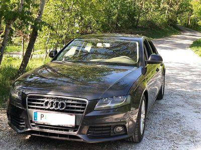 gebraucht Audi A4 2.0 Limousine