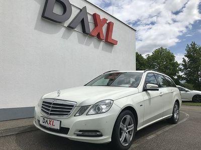 gebraucht Mercedes E250 4MATIC CDI Aut.