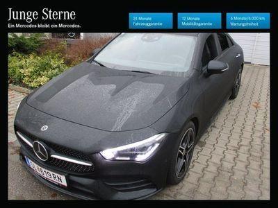gebraucht Mercedes CLA180 d Coupé