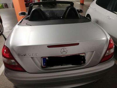 gebraucht Mercedes SLK280 Cabrio / Roadster