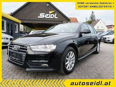 gebraucht Audi A4 Avant 2,0 TDI Aut. *NAVI+1.BESITZ*