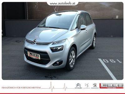gebraucht Citroën C4 Picasso BlueHDi 120 6-Gang Intensive Kombi / Family Van,