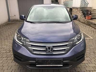 gebraucht Honda CR-V 2,0i-VTEC 4x4 Comfort//1.Besitz// SUV / Geländewagen