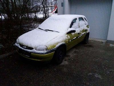 gebraucht Opel Corsa B 1.0 eco Limousine,