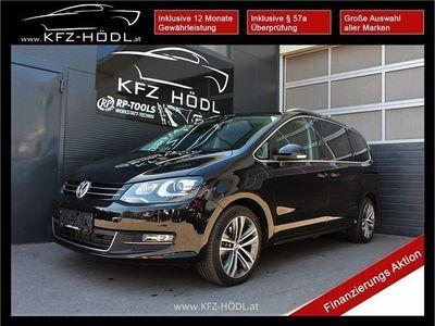 gebraucht VW Sharan Highline BMT SCR 2,0 TDI DSG Kombi / Family Van,