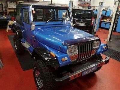 gebraucht Jeep Wrangler YJ 4,0