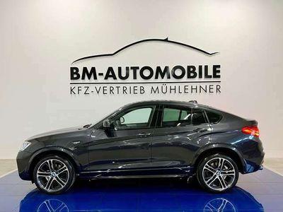 gebraucht BMW X4 xDrive 35d M-Paket,LED,HeadUp,Kamera,Nur 49.000km