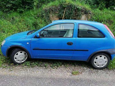 gebraucht Opel Corsa Corsa- C Klein-/ Kompaktwagen
