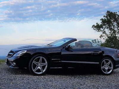 gebraucht Mercedes SL350 SL-KlasseCabrio / Roadster