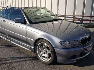 gebraucht BMW 325 Cabriolet 3er-Reihe ci M-Paket / Roadster
