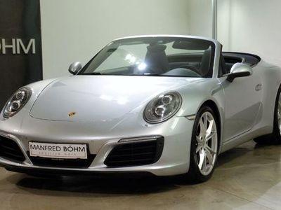 used Porsche 911 Carrera Cabriolet Cabrio II PDK / Roadster,