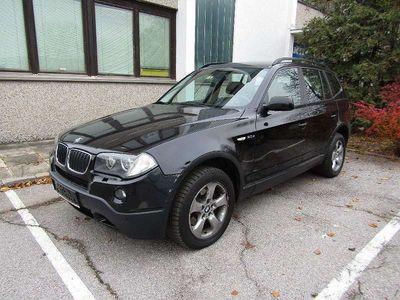 gebraucht BMW X3 2,0d Österreich-Paket Aut. SUV / Geländewagen