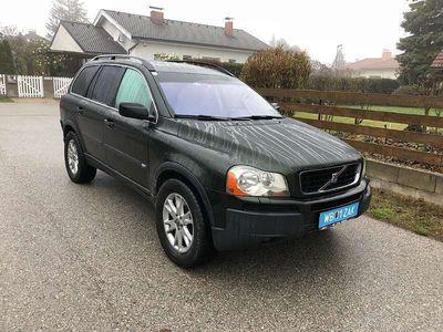 gebraucht Volvo XC90 D5 Momentum Geartronic AWD SUV / Geländewagen,
