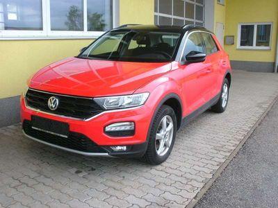 gebraucht VW T-Roc 2,0 TDI SCR 4Motion Sport