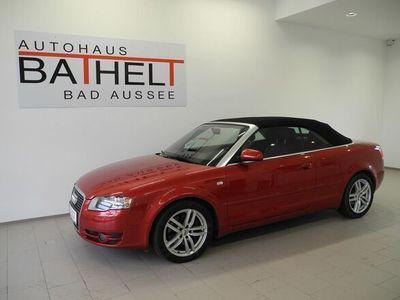 gebraucht Audi A4 Cabriolet 3,0 TDI V6 qu. D-PF