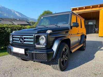 gebraucht Mercedes G350 G 350d 4MATIC