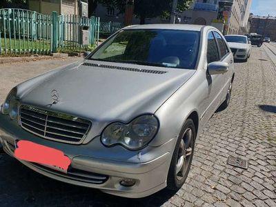 gebraucht Mercedes C220 C-Klasse150ps 210 000 Limousine