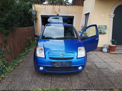 gebraucht Citroën C2 1.1l sxplus Klein-/ Kompaktwagen