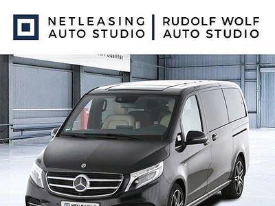 gebraucht Mercedes V250 V-Klassed Lang AMG+Avantgarde+Comand+Leder+LED+19' COMAND APS, 190 PS, 5 Türen, Automatik