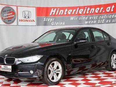 gebraucht BMW 318 3er-Reihe d Sportline M-Sport XENON NAVI AHV Limousine