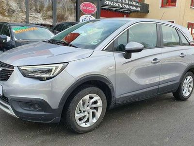 gebraucht Opel Crossland X 1,2 Turbo Direct Inj Innovation St. Aut.