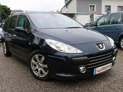 gebraucht Peugeot 307 SW Active Pro 1,6 HDi Kombi / Family Van