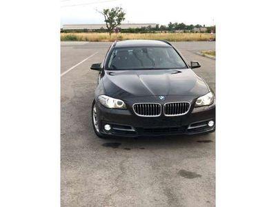 gebraucht BMW 525 AUT/NAVI/AHK-Elektr./KEYLESS-GO/Elektr. Heckklappe