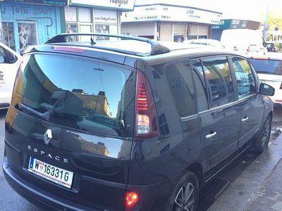 used Renault Espace 20dCi initiale Leder Navi LED Xenon Klima Pdc Mflk Limousine,