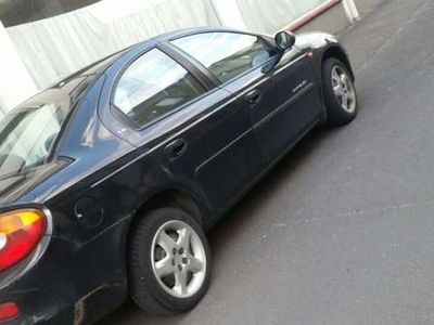 gebraucht Chrysler Neon 2.0 LL Klein-/ Kompaktwagen