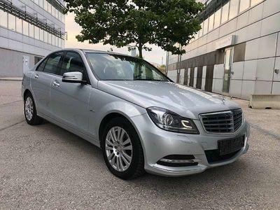 gebraucht Mercedes C250 C-KlasseCDI Elegance BlueEfficiency 4MATIC Aut. Limousine,