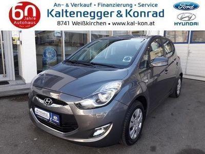 used Hyundai ix20 1,4 CVVT Europe
