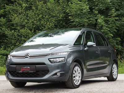 gebraucht Citroën C4 Picasso e-HDi 115 Exclusive *TOP* KREDIT/GARANTIE Kombi / Family Van