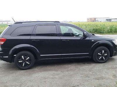 gebraucht Dodge Journey 2.0.L CRD .SE.diesel Kombi / Family Van
