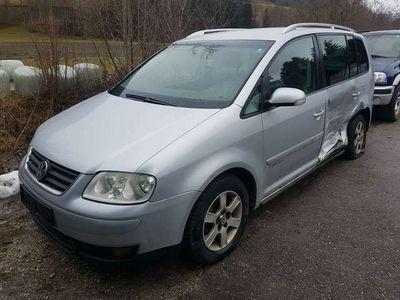 gebraucht VW Touran Volkswagen1,9 TDI