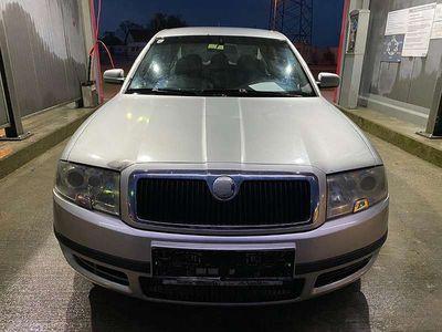 gebraucht Skoda Superb 1.9TDI Limousine