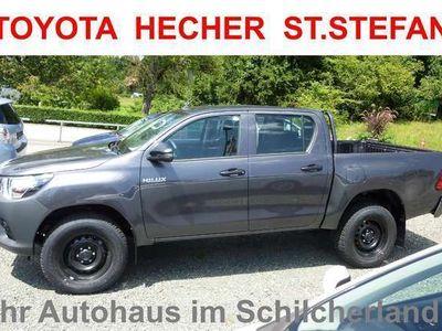 gebraucht Toyota HiLux HiluxDoppelkabine Country Comfort