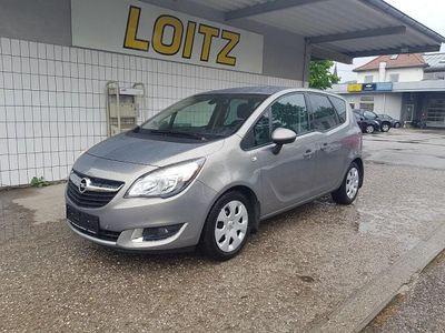 gebraucht Opel Meriva 1,6 CDTI Ecotec Österreich Edition Start... Kombi / Family Van,