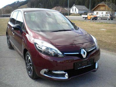 gebraucht Renault Scénic Scénic MeganBosse Kombi / Family Van
