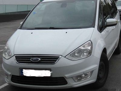 gebraucht Ford Galaxy Automatic 103 KW Kombi / Family Van,
