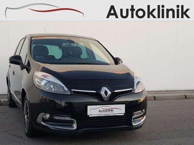 gebraucht Renault Scénic Energy dCi 110 Bose Edition **NAVI- Vollständiges Serviceheft / *Neues Pickerl!**.FINANZIERUNG AUCH OHNE ANZAHLUNG MÖGLICH** Kombi / Family Van