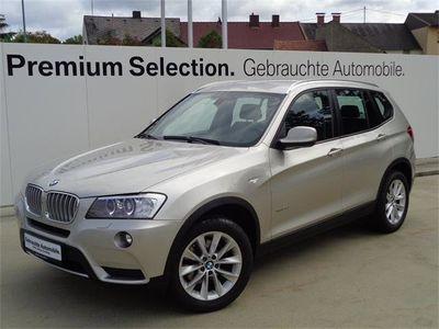 gebraucht BMW X3 xDrive30d Österreich-Paket Aut. SUV / Geländewagen,