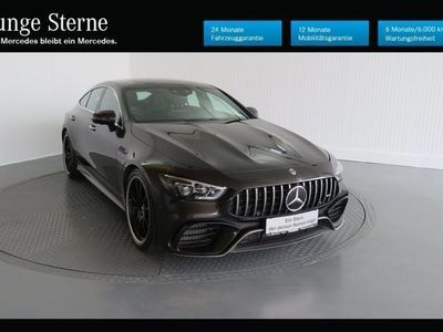 gebraucht Mercedes AMG GT Mercedes- 63 S 4MATIC+ Aut. NP: € 256.235,-!