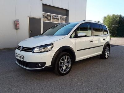 gebraucht VW Touran Cross Touran 2,0 TDI DPF Kombi / Family Van